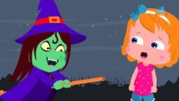 Hola Es Halloween | De miedo canciones infantiles | de Halloween canción | Hello Its Halloween