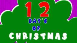 Douze jours de Noël | Vidéo de Noël | Chansons pour enfants | Kids Songs | Twelve Days of Christmas