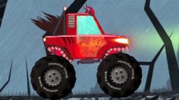 Halloween monstruo camión | monstruo camión miedo | Compilation | Halloween Monster Truck
