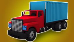 Mainan Kotak diberi box - Truk Amerika | kompilasi | Mainan Anak-Anak Truck |UnBoxing American Truck