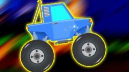 Transformación Monstruo Camión y la raza | Cartoon para los niños | compilación | El video educativo