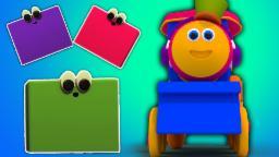 Bob The Train | Bob On A Warna Ride | Educational video