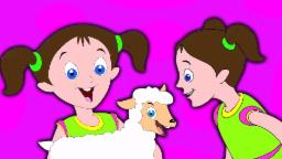 Mary Had a Little Lamb Rhyme | Mary aveva un po 'di poesia agnello | bambini canzoni in italiano