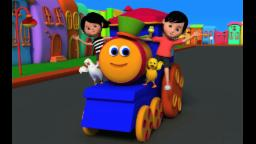 bob the train | bob friendship song | nursery rhymes | kids songs | 3d rhymes