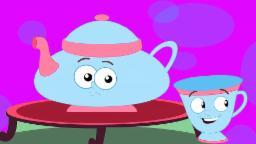 Я немного чайник | Сборник для детей | детский стишок | I am a Little Teapot | Compilation for kids