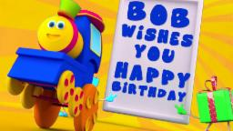 Bob The Train | Happy Birthday To You | Birthday Song For Baby And Kids
