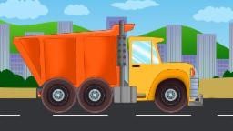 Мусорный контейнер Грузовик | Dumpster Truck