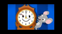 Hickory Dickory Dock | Nursery Rhyme for Kids and Children
