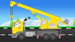 เครน และใช้มัน | Khern læa chı̂ mạn | Crane And Its uses