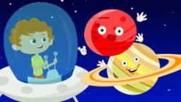 Pianeta canzone | pianeta per i bambini | Planet For kids | Educational Video | Planet Song