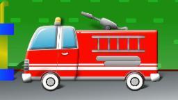 Usine de jouets camion de pompiers | Toy Factory - Fire Truck