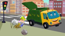 le camion de garabge |Garbage Truck