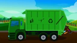 garbaze truck