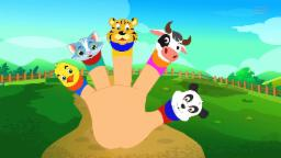 Animals Finger Family for Babies and Children