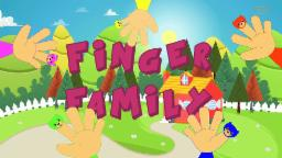 Finger Family with Lyrics
