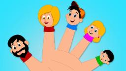 Finger Family | Songs For Children | Kids Songs And Videos