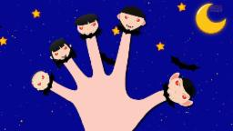 Vampire Finger Family For Kids And Children