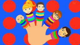 Finger Family Nursery Rhyme And Kids Songs