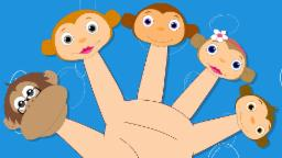 Finger Family Nursery Rhyme for Children, Babies and Kids
