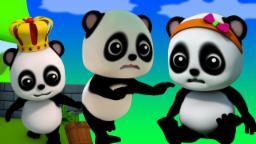 Baby Bao panda | Jack y jill | Canciones de niños y bebés | Jack & Jill | Children & Baby Rhymes