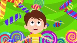 Nomor Lagu | Anak Belajar Video | Pelajari Numbers | Song For Kids | Educational Video | Number Song