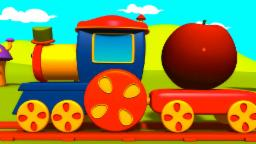 Bob, O Trem - Frutas | Bob, Fruits Train