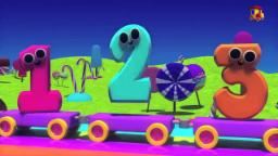 Ben And The Numbers In Candy Land