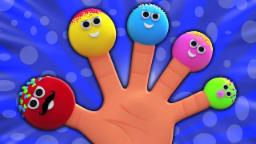 Kuchen Pop Finger Familie | Kinderreim | Finger-Familien lied | Kids Rhyme | Cake Pop Finger Family