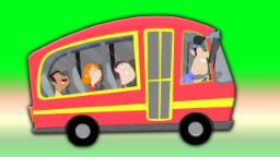 Ruote del bus | Canzone bambini | Filastrocca | Children Songs | Kids Rhymes | Wheels On The Bus