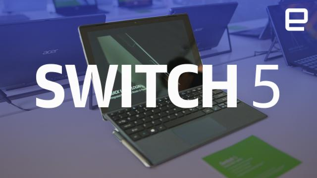 Acer Switch 5 | Hands-on