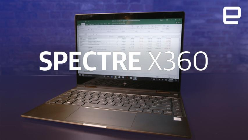 HP Spectre x360 13 hands-on