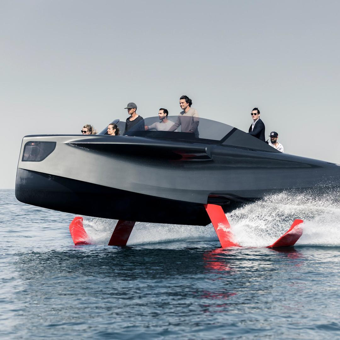 Meet The Man Uber Ising Super Yachts Stuff Co Nz