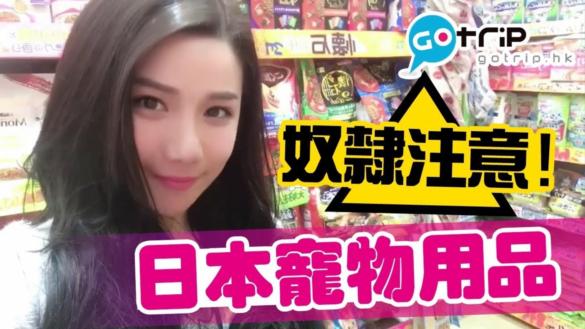 日本 貓奴必入寵物用品店 有了這個盡得主子歡心【學做日本人】Ep.9