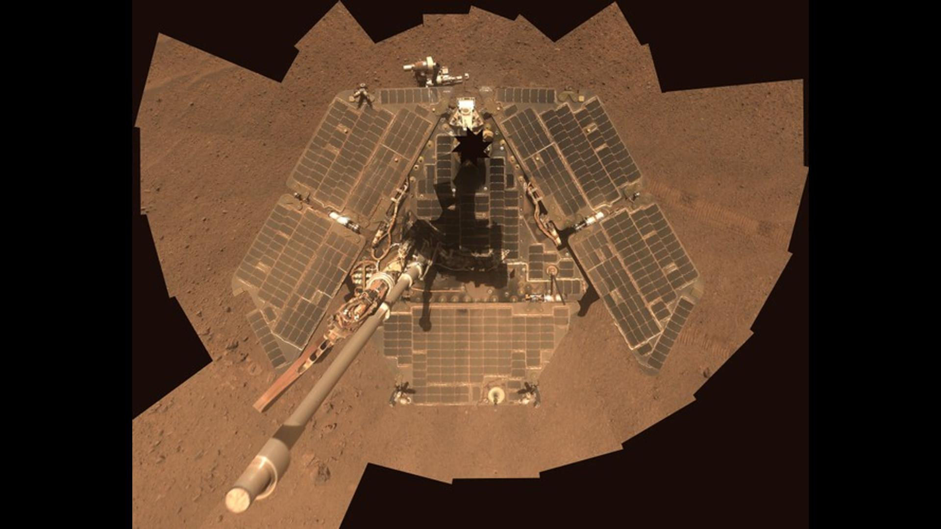 NASA Optimistic About Opportunity Rover But Admits it Could be Lost Forever