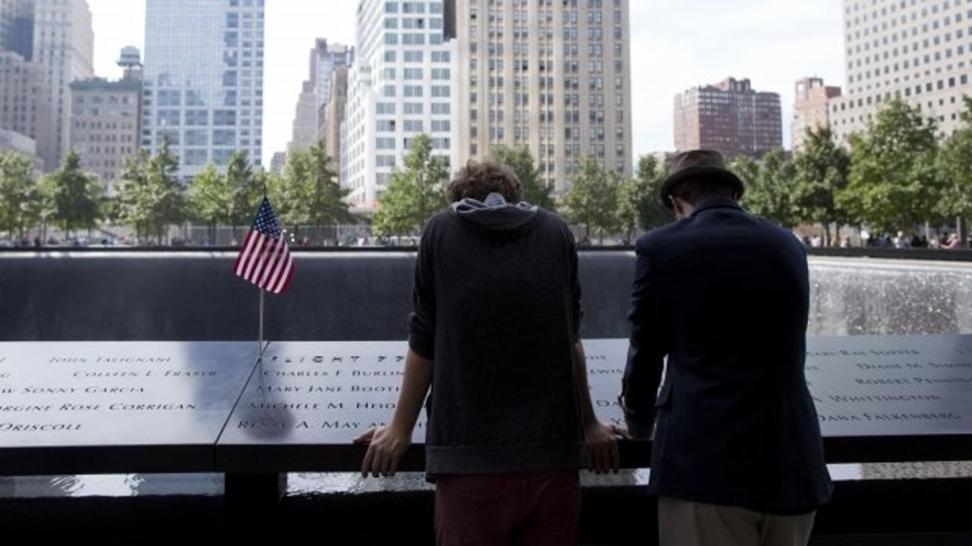 New York City Prepares For 17th Anniversary Of 9/11
