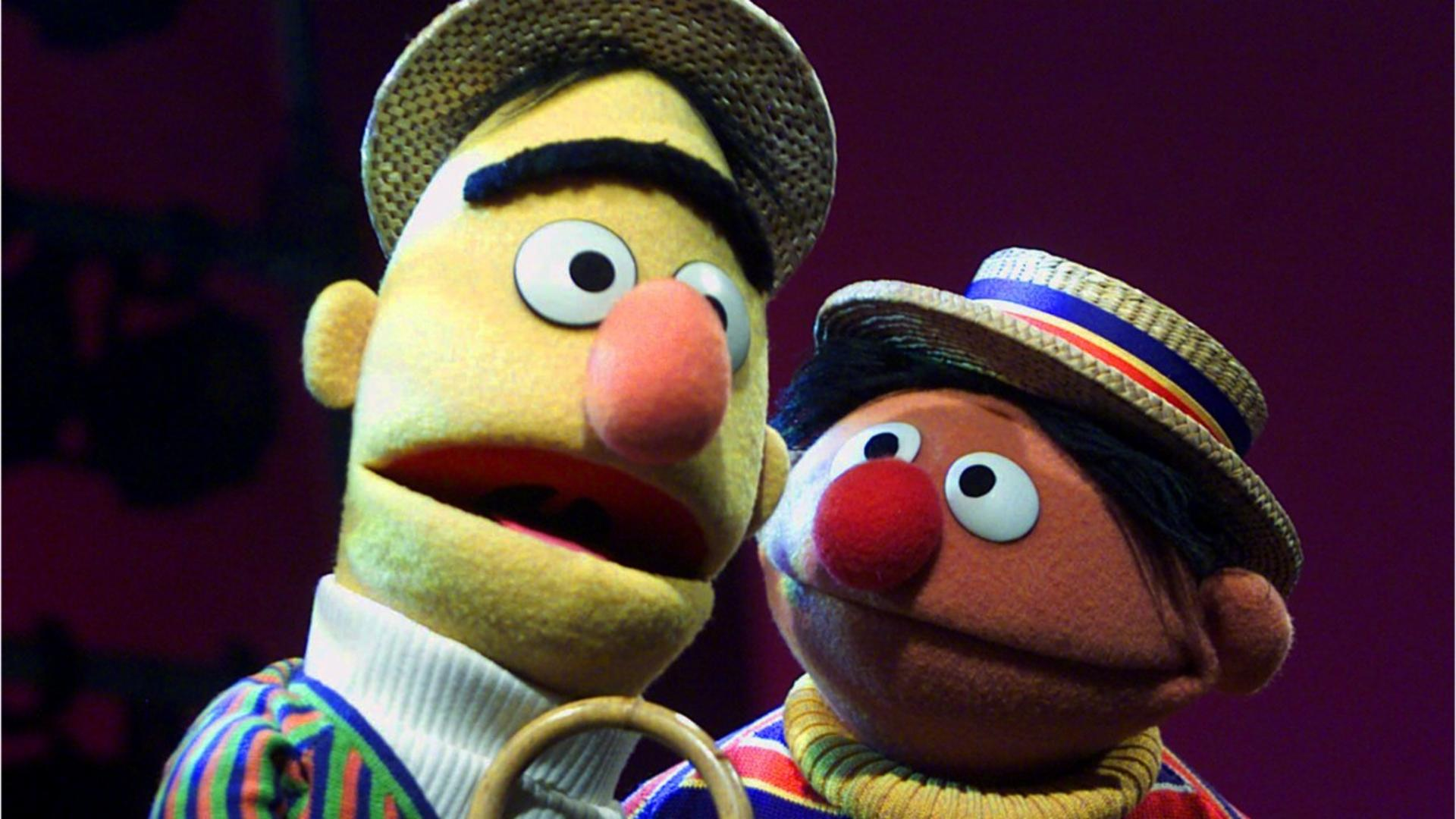 Entertainment - Former Sesame Street Writer Hints That Bert & Ernie Are Gay