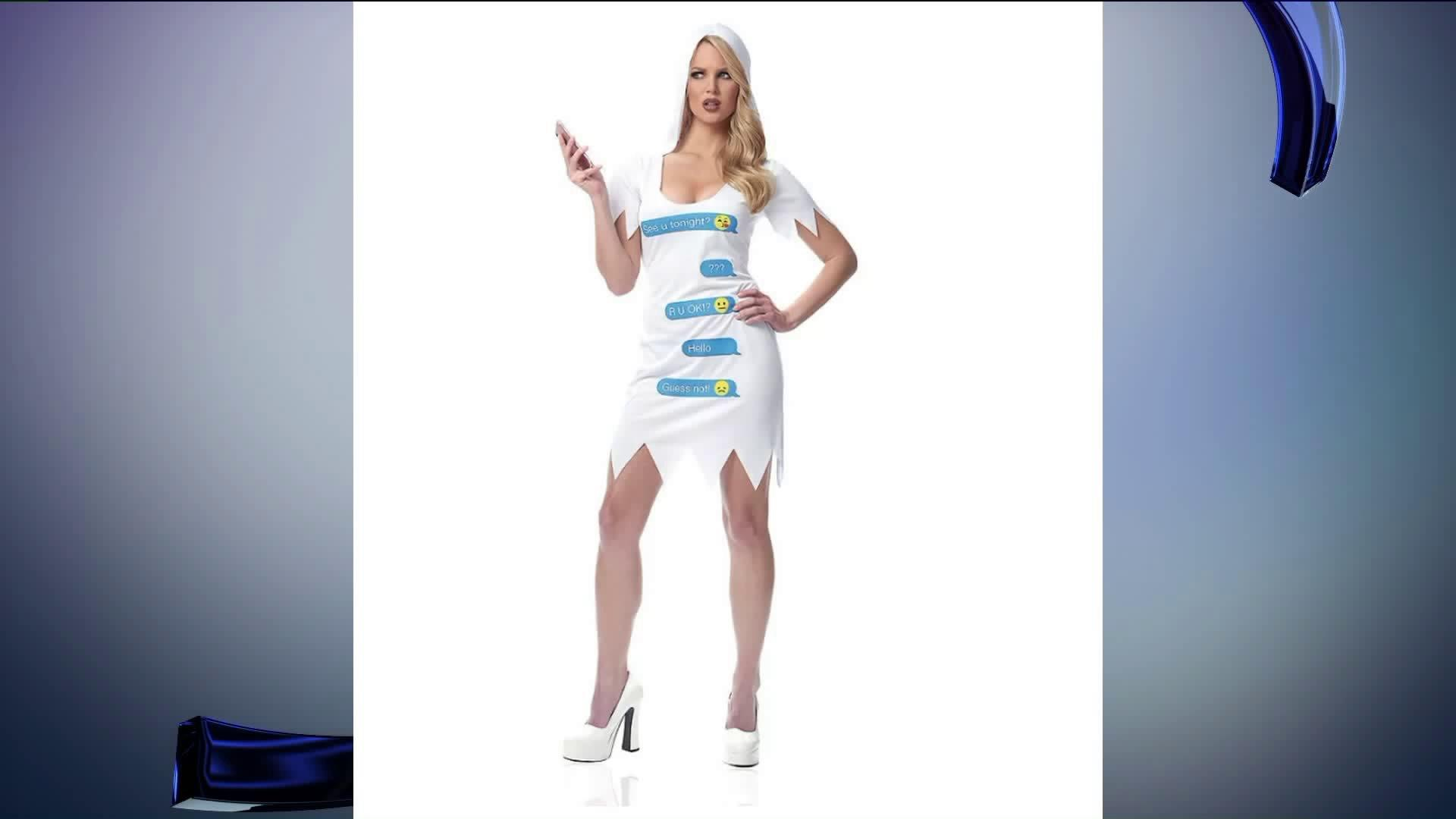 Weird, Odd and Bizarre News - Get 'Ghosted' With a New Halloween Costume