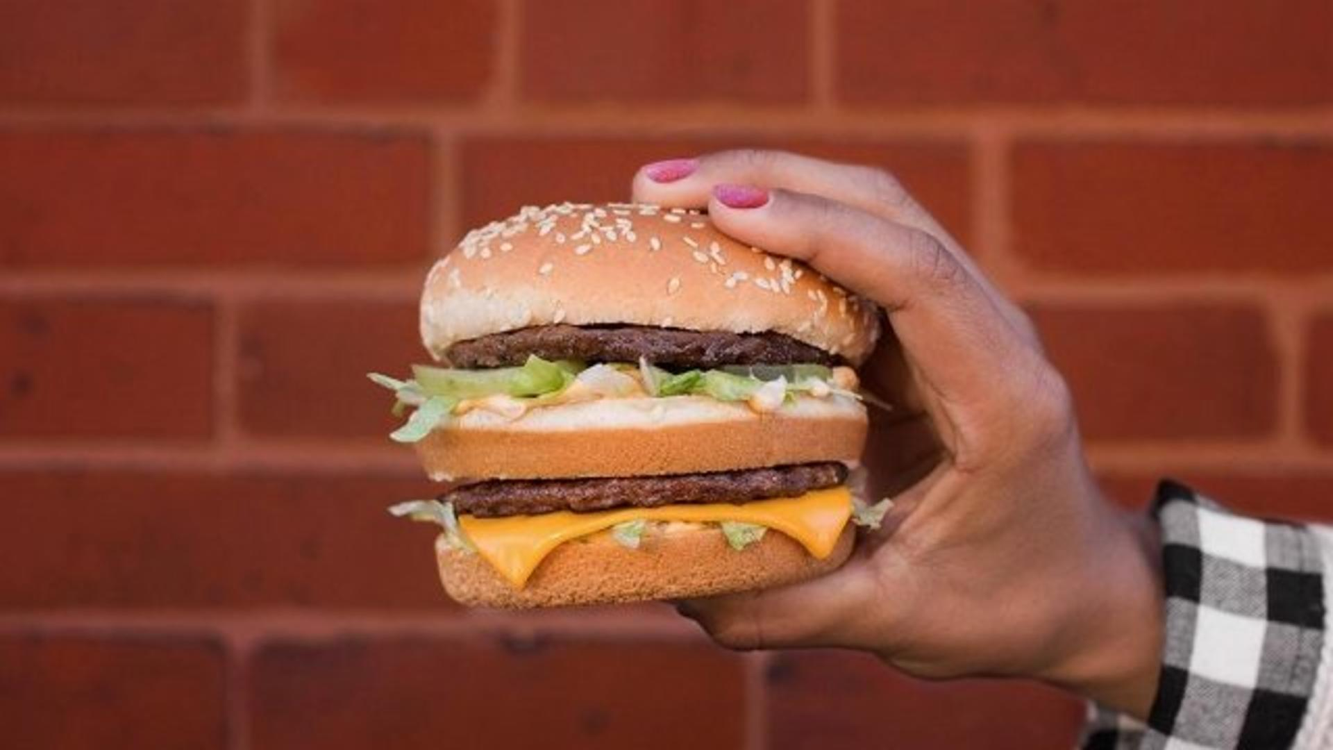 McDonald's Removes Preservatives From Burgers