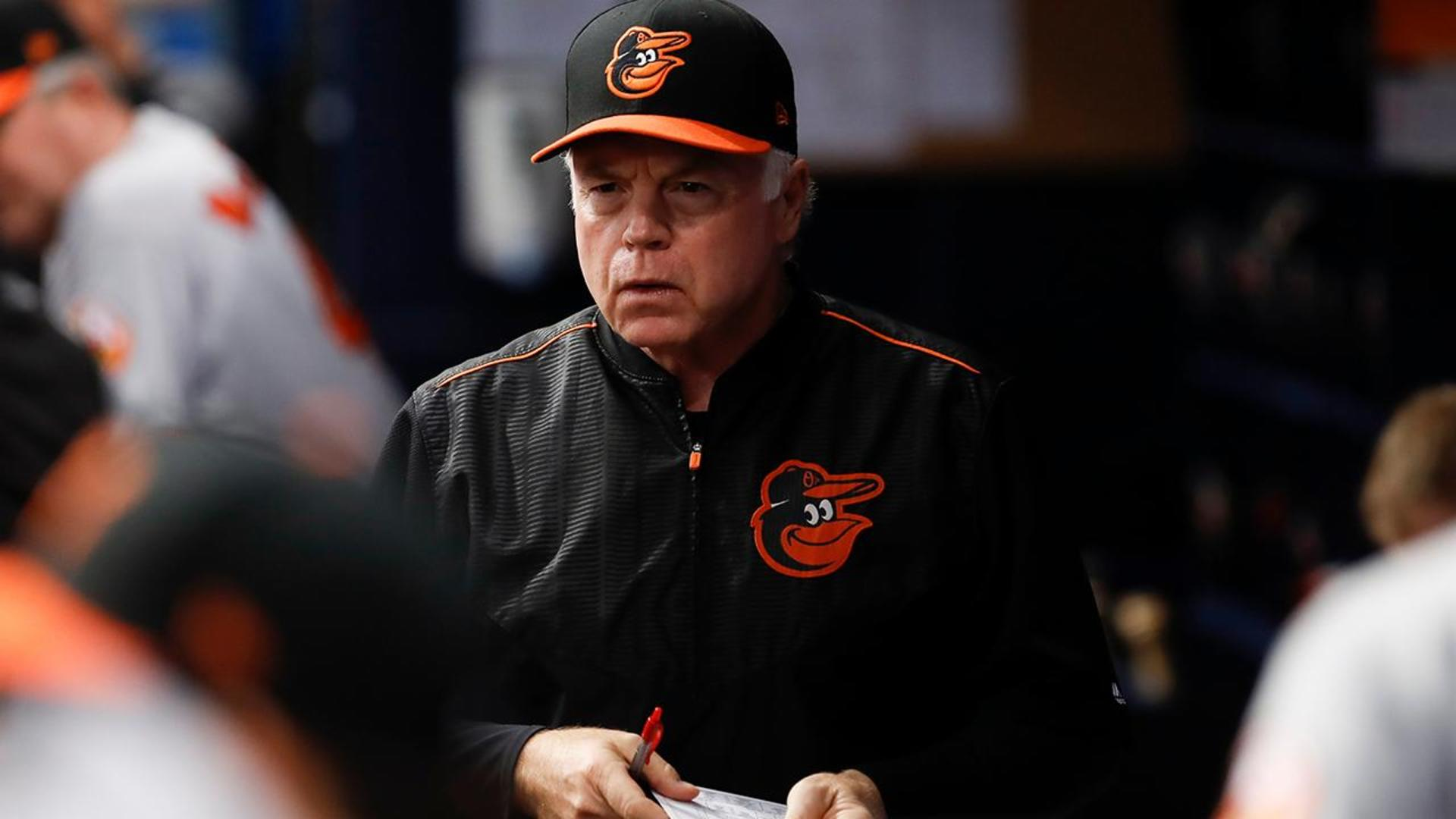 Sports Top Stories - Orioles Fire Skipper Buck Showalter, GM Dan Duquette