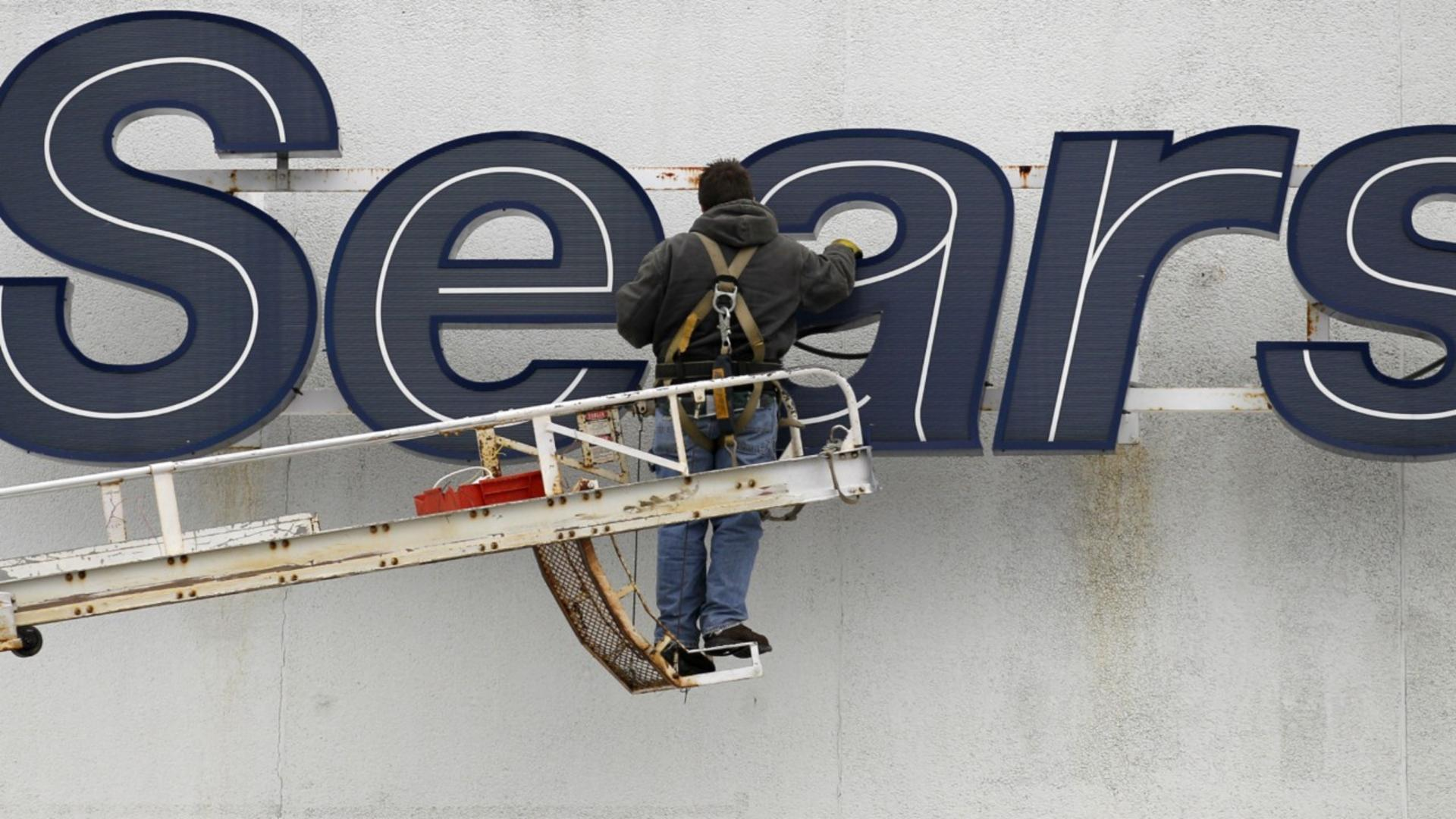 National News - Sears Files for Bankruptcy Monday Amid Debt Issues