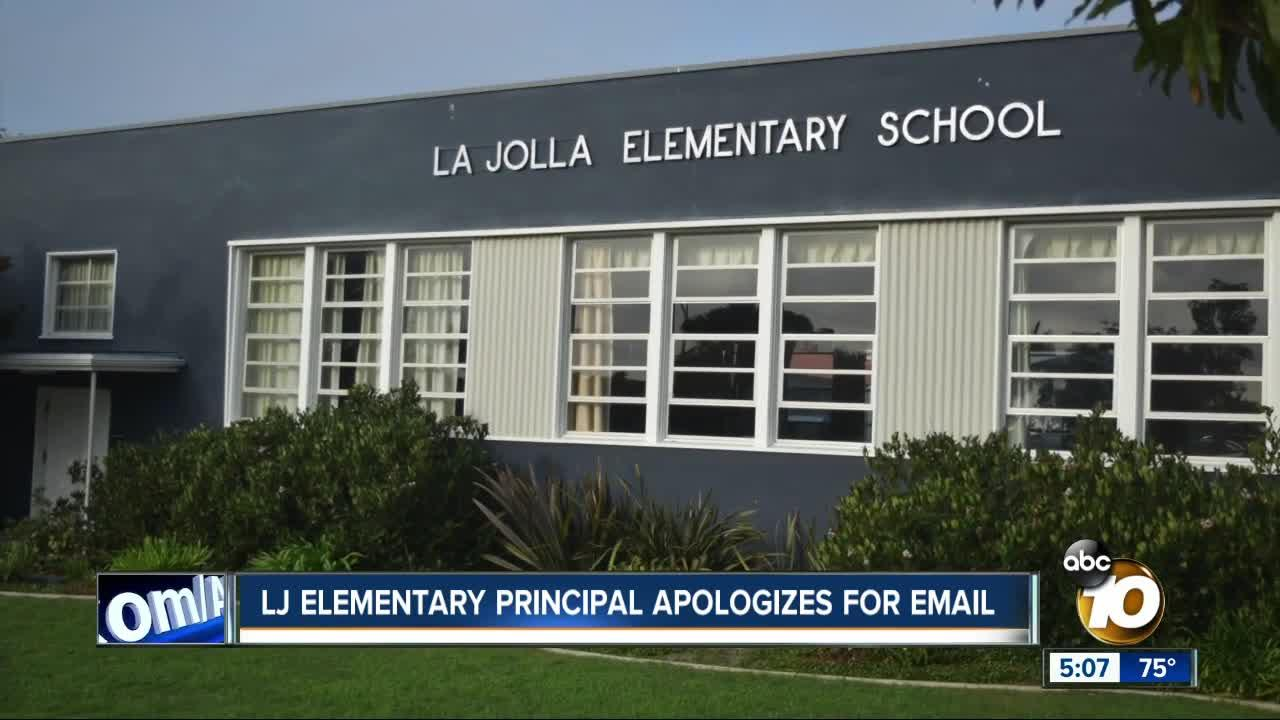 Local News - La Jolla Elementary School Principal Apologizes for Email Warning Parents