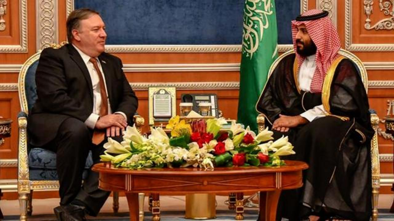Politics - Mike Pompeo Optimistic About Saudi Investigation Of Missing Journalist
