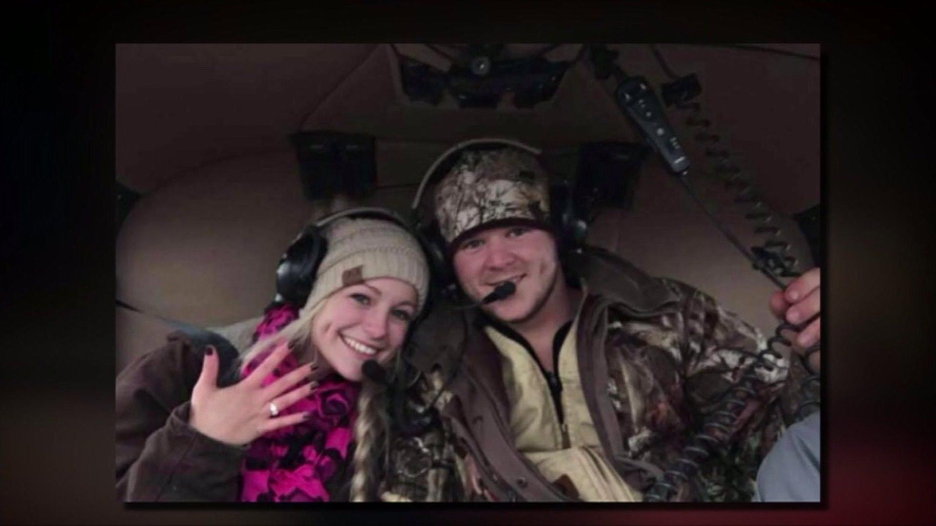 None - Texas Newlyweds Killed in Helicopter Crash Just Hours After Getting Married