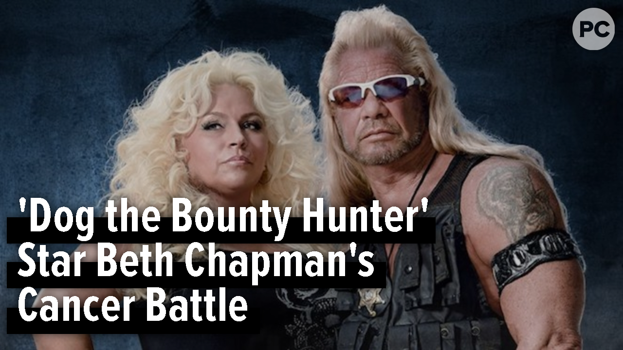 'Dog the Bounty Hunter' Star Beth Chapman's Cancer Battle