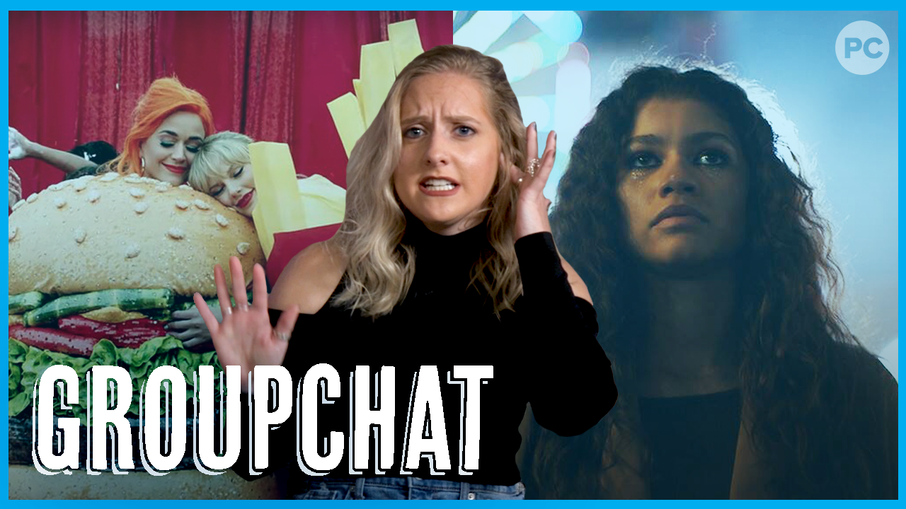 GroupChat Talks Taylor Swift-Katy Perry Feud and Euphoria